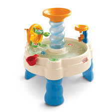 little tikes sand and water table spiralin seas waterpark outdoor water play table little tikes