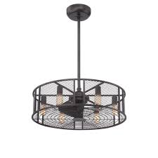oil rubbed bronze ceiling fan with light world imports boyd collection 26 in led indoor oil rubbed bronze