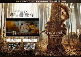 45 beautiful movie website designs inspiration hongkiat