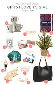 25 unique gift guide ideas on