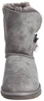 ugg australia sale grau amazon com ugg s bailey button bling winter boot boots