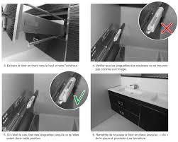 amortisseur tiroir cuisine le tiroir ne ferme pas complètement et le frein n agit pas ayuda