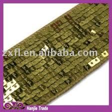 lace ribbon in bulk bulk square sequin ribbon sequin lace trim buy square sequin