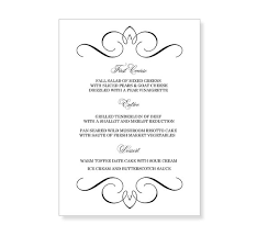 editable menu templates wedding menu template printable instant for word and