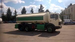 tank mercedes 2228 6x2 1989 youtube