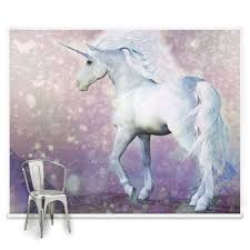 pop art graffiti wall murals graham brown magical unicorn mural large