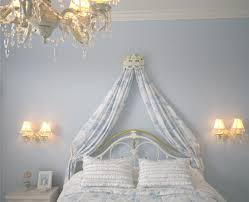 cool bed canopy ideas for modern bedroom decor crowned bed canopy