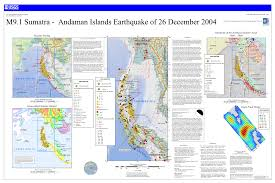 Earthquake Map Usgs M 9 1 Off The West Coast Of Northern Sumatra