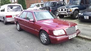 mercedes e diesel mercedes e300 w124 diesel om 606 for sale