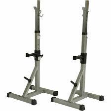 Squat Rack And Bench Press Combo Squat Racks Power Racks Squat Stands Power Cages Multi Squat