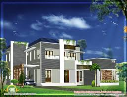 New Contemporary Home Designs In Kerala April 2012 Kerala Home Design And Floor Plans