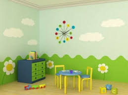 childs room pouponnière look at the clock a childs room with murals