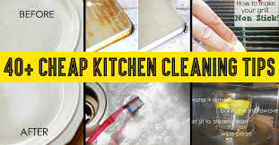 tips for cleaning the kitchen slucasdesigns com