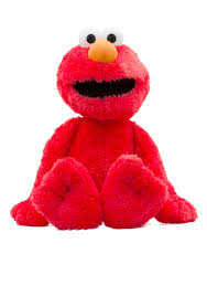 sesame street basic plush elmo 50cm seedling kids u0026