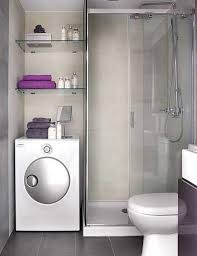 Very Cheap Home Decor Simple Very Small Bathrooms View In Gallery Contemporary Design A