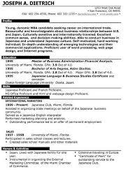 Information Technology Resume Objective Example Of Resume For Fresh Graduate Information Technology