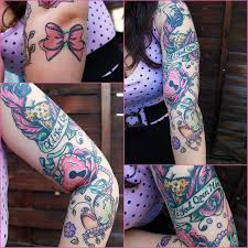 nice women tattoo so cute u0026 girly check more at https