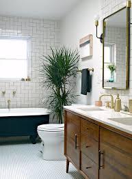 Modern Bathroom Tile Mid Century Bathroom Tile Home Design Inspiration