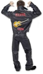 Black Leather Halloween Costumes Elvis 68 Special Black Leather Elvisblog