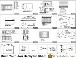 garage floor plans free 16x24 garage shed plans build your own large shed with a garage door