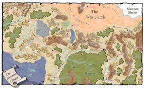 Fantasy Map Maker Autoren Tipp Fiktive Landkarten Für Bücher Erstellen Die Self