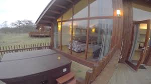 2 Bedroom Log Cabin Luxury Two Bedroom Golden Oak Log Cabin Thorpe Forest Youtube