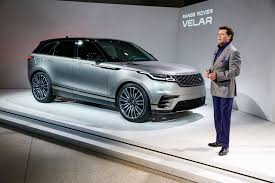 velar land rover new range rover velar revealed in pictures by car magazine