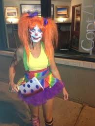 Halloween Clown Costumes Scary Scary Clown Woman Costume Google Holloween