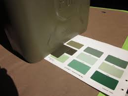 tm9 ordnance products paint for vintage vehicles and equipment