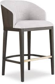 hooker furniture dining room curata upholstered bar stool 1600