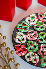 christmas chocolate christmas chocolate covered pretzels the glutton