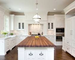 Wood Tops For Kitchen Islands Island Wood Countertop Houzz