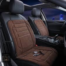 Electric Heated Cushion Car Heated Pad 12v Winter Car Seat Electric Heated Cushion Car