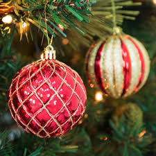 handcrafted luxury collection set of 40 christmas ball ornaments