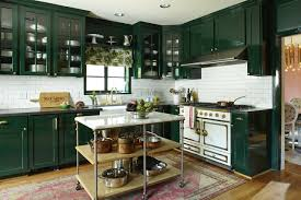 Kitchen Cabinets Light by Dark Green Kitchen Cabinet With Picture Cabinets Light Dark Jpg