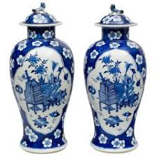 Antique Chinese Vases For Sale Antique Chinese Lidded Floor Vase For Sale At 1stdibs