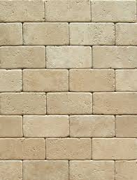 ivory light travertine 3 x 6 subway field tile tumbled marble