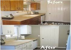 Diy Kitchen Cabinets Makeover Amazing Rustoleum Cabinet Makeover Awesome Before And After Diy