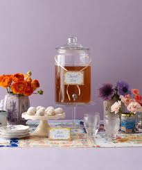 tea party bridal shower ideas charming ideas for a modern tea party bridal shower real simple