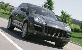 porsche cayenne turbo s horsepower 2009 porsche cayenne turbo s instrumented test car and driver