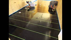how to install epoxy tile in columbus ohio for concrete flooring