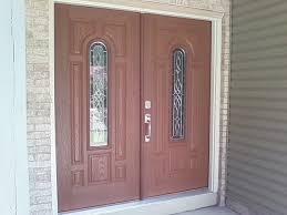 30 Inch Exterior Door by Simple Modern Double Front Door 30 Inch Fiberglass Entry Doors