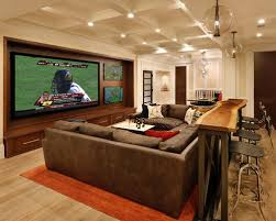 Home Theater Ideas  Design Photos Houzz - Interior design home theater