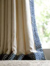 Decorative Trim For Curtains Seven On Sunday The Enchanted Home Samuel And Sons Decorative