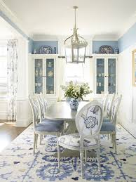 French Country Dining Room Together With White Cover Chairs  Home - French country dining room chairs