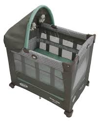 How To Convert Graco Crib Into Toddler Bed by Graco Travel Lite Portable Crib Winslet Walmart Com