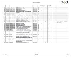 business process analysis template 6 business requirements