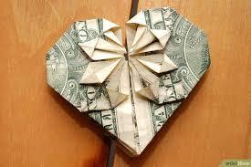 cara membuat origami bunga dari uang kertas 7 cara untuk membuat origami wikihow