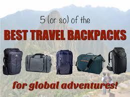 Colorado Mens Travel Bag images 5 of the best travel backpacks for global adventures snarky nomad png