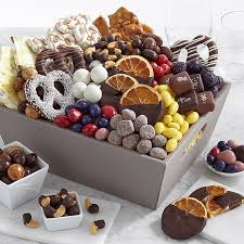 gourmet chocolate gift baskets gourmet chocolate gifts gift baskets shari s berries